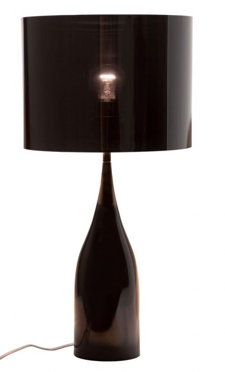 BOTTELI lampe de table ø 30 cm noir