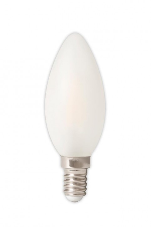 Calex LED Full Glass Filament Candle-lamp 240V 3,5W 300lm E14 B35