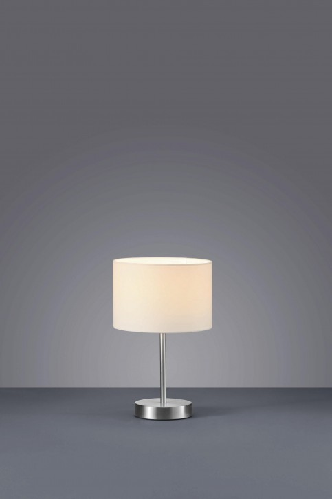 Lampe de table Hotel Nickel mat Trio 501100101 CEE=A++ ... E