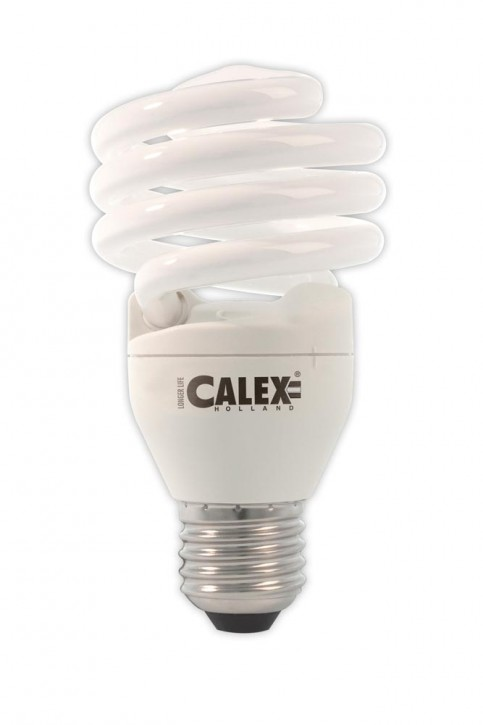 Calex T2 twister E-saving lamp 130V 24W E27, 2700K