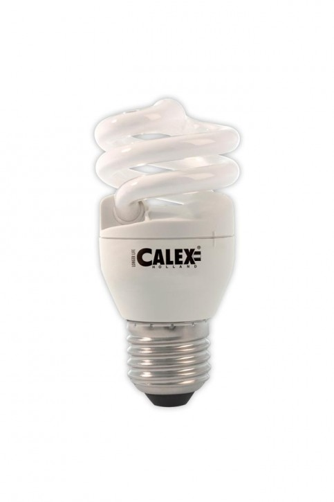 Calex T2 twister E-saving lamp 130V 8W E27, 4000K