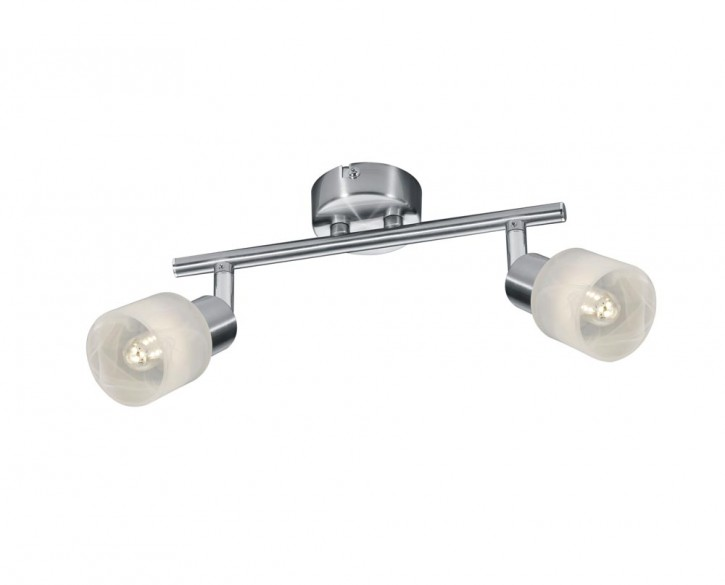 LED Deckenleuchte Laval Nickel matt Reality R82072107 EEK=A++ … E